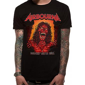 Airbourne - Boh skelet T-Shirt