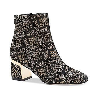 DKNY Womens Corrie Leather Almond Toe Ankle Fashion Boots