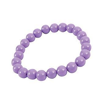Pop Art perła bransoletki lawendy