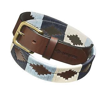 Pampeano Leather Cometa Polo Belt