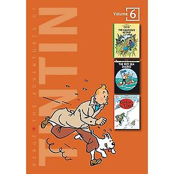 The Adventures of Tintin - Volume 6 - The Calculus Affair - The Red Se