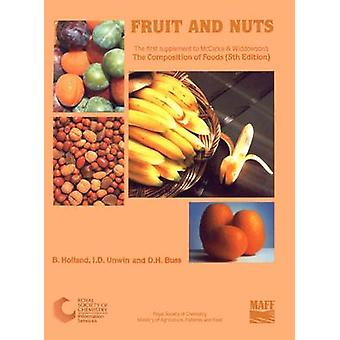 Fruit and Nuts - Supplement to the Composition of Foods - 1st supplemen