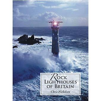 Rock fyrar av Storbritannien av Christopher Nicholson - 9781849951371