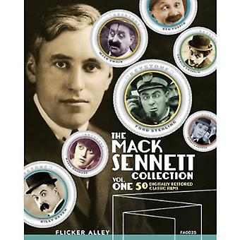 Mack Sennett Collection 1 [BLU-RAY] USA import