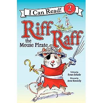 Riff Raff die Maus Pirat (ich kann lesen, Buch 2)