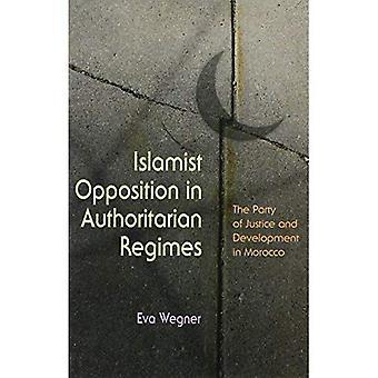 Opozycja islamistów w autorytarne reżimy