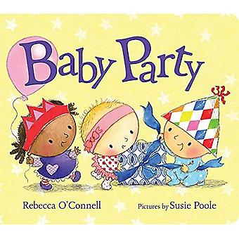 Baby Party [Board Book]