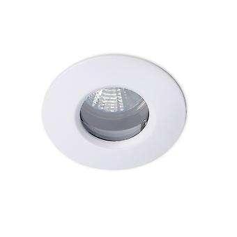Diviser les luminaires encastrés au plafond blanc léger - Leds-C4 320-BL