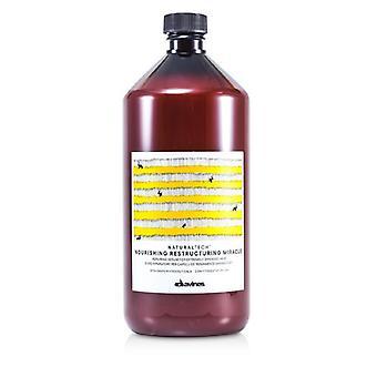Davines Natural tech nærende restrukturering Miracle reparere serum (for ekstremt skadet hår)-1000ml/33.8 oz