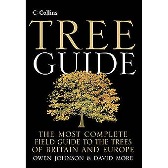 Collins Tree Guide by Owen Johnson - David More - 9780007207718 Book