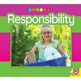 Responsibility by Cynthia Amoroso - 9781489660763 Book