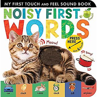 Noisy First Words - My First Touch and Feel Sound by Libby Walden - 97