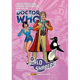 Doctor Who - Vol 9 - World Shapers by Grant Morrison - John Ridgway - 9