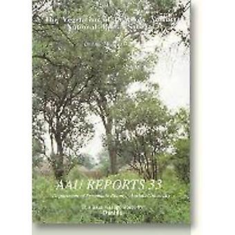 The Vegetation of Delta Du Saloum National Park - Senegal by Anne Met