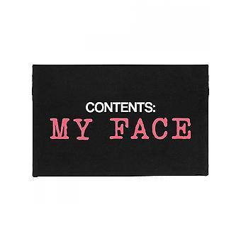 Grindstore contenu mon sac maquillage visage
