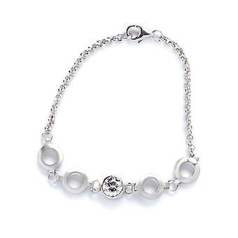 Bracelet 18.5 Cm Fantasy Zirconium