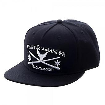 Baseball Cap - Fantastic Beasts Them Newt Scamander Magizoologist Hat sb4gl8fan