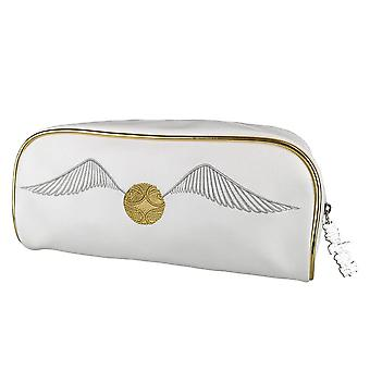 Harry Potter gouden snitch make-up tas