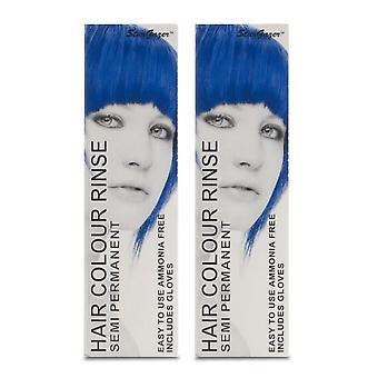 Stargazer półtrwałe kolor włosów ROYAL BLUE (2-Pack)