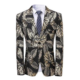 Allthemen Men's Suit Jacket Colorful Party Banquet New Style Blazer