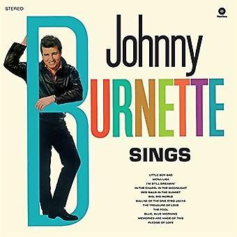 Johnny Burnette - importação EUA canta [vinil]