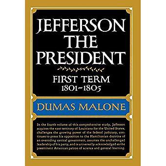 Jefferson:Präsident 1801-1805