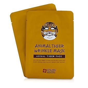 SNP Animal Tiger skrynkla mask 10x25ml/0.84 oz