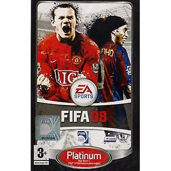 FIFA 08 Platinum (PSP)-nytt