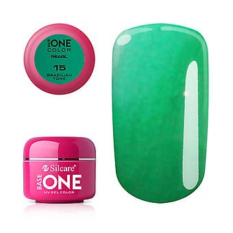 Base one-Pearl-Brazilian tone 5g UV gel