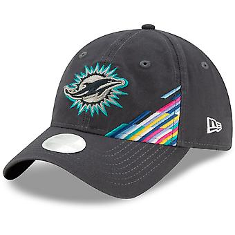 New Era 9Forty Women's Cap - CRUCIAL CATCH Miami Dolphins