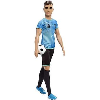 Barbie, You can be anything-Ken football player