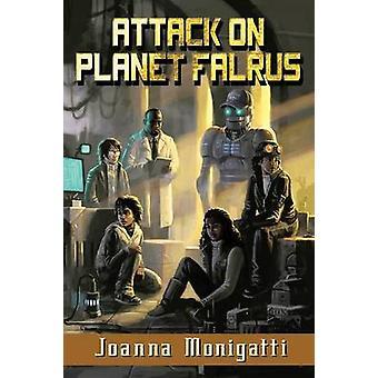 Aanval op planeet Falrus door Monigatti & Joanna