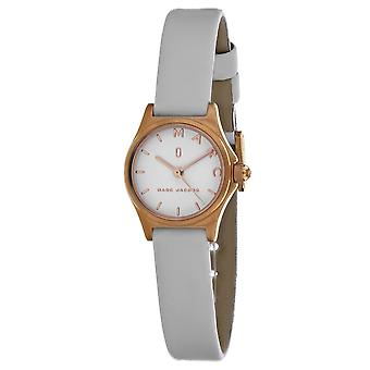 Marc Jacobs Women's Henry White Dial Watch - MJ1610
