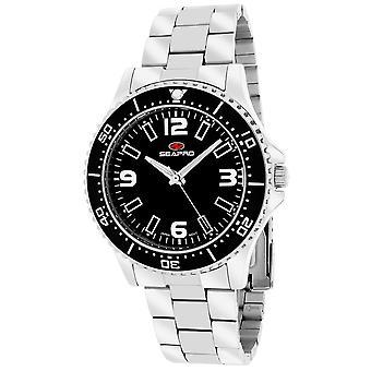 Seapro Women's Tideway Black Dial Watch - SP5411