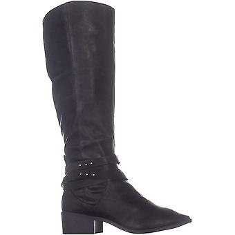 Material Girl Womens Damien Closed Toe Over Knee Fashion Boots
