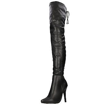 Krush Thigh High Heel Stiletto Over Knee Boots