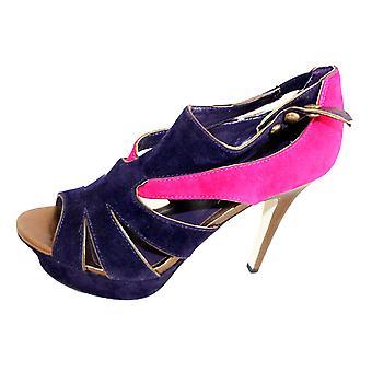 Rascal Faux Suede Cutaway Shoe Boots