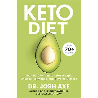 Keto Diet by Dr Josh Axe