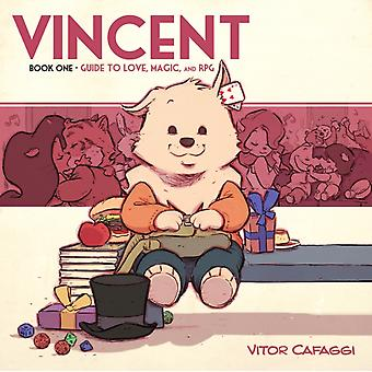 Vincent Book One  Guide to Love Magic and RPG by Vitor Cafaggi