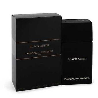 Black Agent By Pascal Morabito Eau De Toilette Spray 3.3 Oz (men) V728-547845