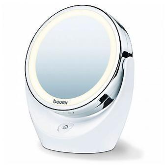 Drejning spejl Beurer BS-49 LED hvid