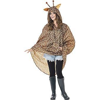 Žirafa strana Poncho, jedna veľkosť