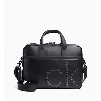 Ck Up Slim Laptop Bag
