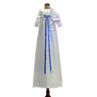 Christening Dress Grace Of Sweden Tradition Antique With Bonnet And Bow