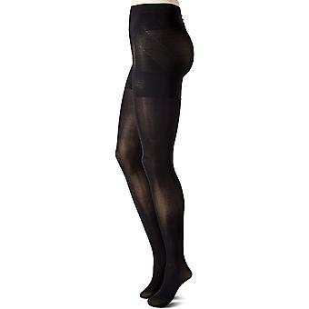 Berkshire Firm All The Way Bottom's Up Tights, Black, Tall