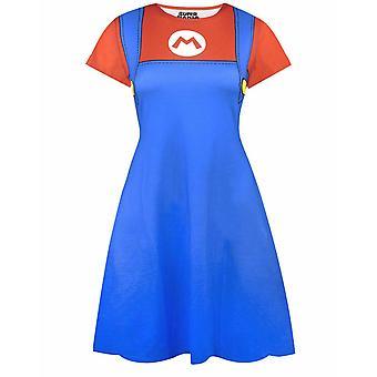 Sukienka kostiumowa Super Mario