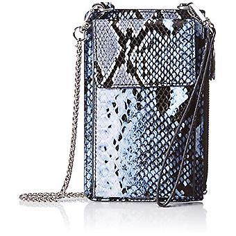 s.Oliver Blue Women's shoulder bag (Blue AOP 53A1)) 1x18x11 cm (B x H x T)