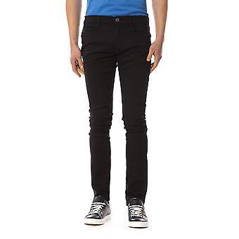Men's Black Trussardi Jeans