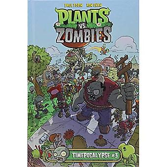 Timepocalypse #3 (Plants vs. Zombies)
