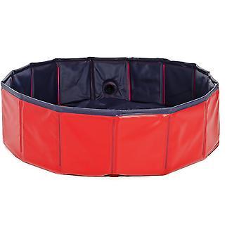Ferribiella Dog Swimming Pool M (Hunde , Spielzeug und Sport , Wasserspielzeug)